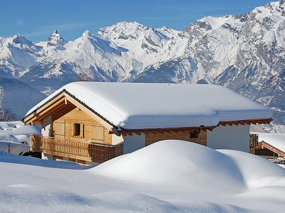Photo for Vacation home Axaari  in Nendaz, Valais - 10 persons, 5 bedrooms