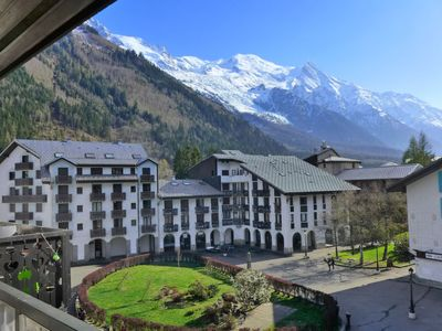 Photo for Apartment Le Chailloud in Chamonix - 5 persons, 2 bedrooms