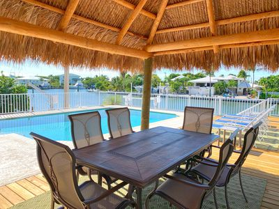 Photo for Large private lot home in quiet neighborhood, close to Sombrero Beach!