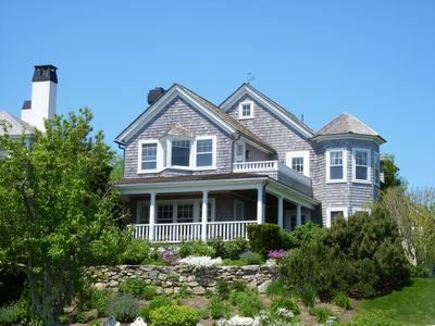 Photo for Luxury Edgartown Waterfront Home In Downtown