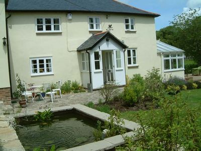 Photo for Detached Cottage in the Heart of Hardy's Wessex
