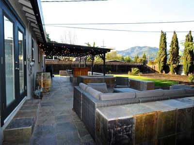Photo for Newly Remodeled Home - Walk to Wineries and Dining