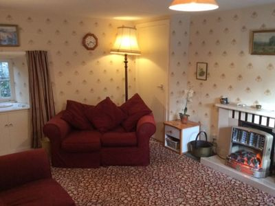 Photo for Vacation home Craigton Cottage in Dunkeld - 2 persons, 1 bedrooms