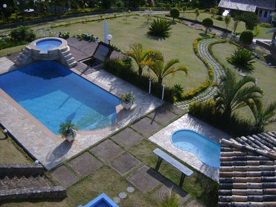 Photo for Site comfortable, complete relaxation, with facilities and accommodations p / 20 people