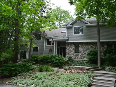 Photo for Large, Lovely  Private Home in Resort Setting near Glen Arbor.