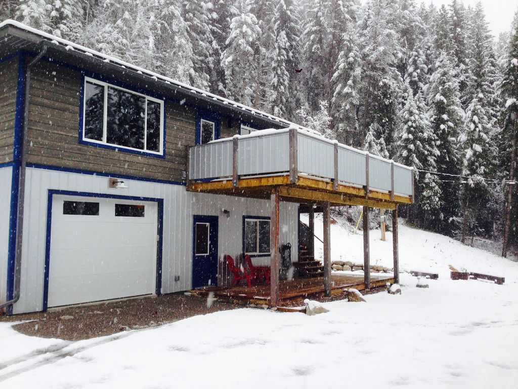 Modern Rocky Mountain Retreat Close To Kick Vrbo