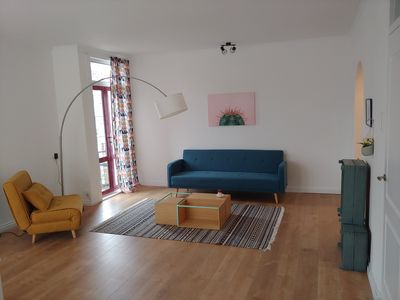 Photo for Cozy & bright Rotterdam apartment in vibrant area