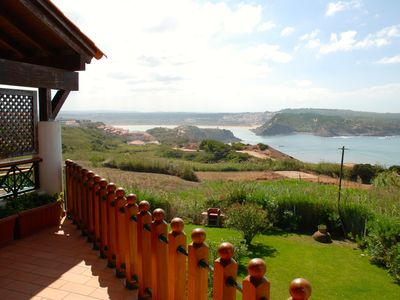 Photo for Blue - Amazing 4 bedroom apartment with view over the Atlantic in great resort