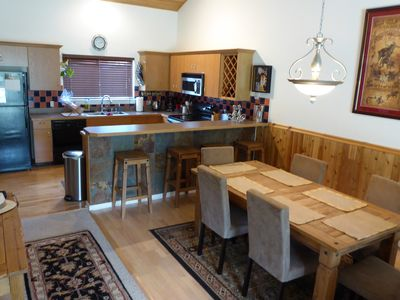 Photo for Awesome April Sale (almost full)! Big Sky Town Center 3br/3ba HotTub+Moose+Wifi