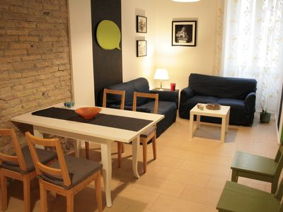 Photo for Recently renovated and located in the center of the Eternal City.
