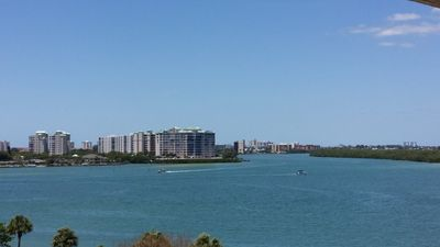 Just one of the panoramic views from our Lanai.