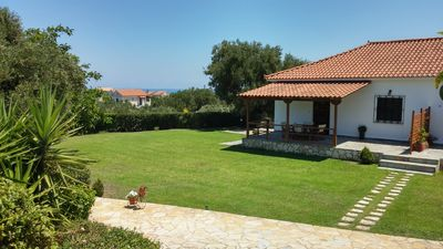 Photo for Private Apartments On A 6500m2 Fenced Off Green Olive Groove