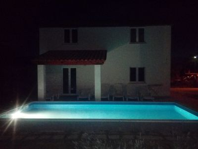 Photo for Rural pool house in quiet area