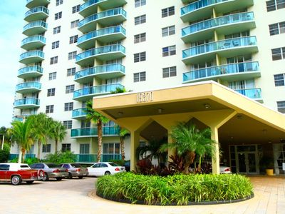 Photo for 19370 Collins Ave # 1017 - One Bedroom Condominium - Condo