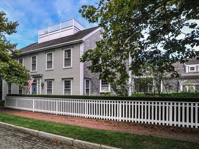 Photo for 3,800 sq. ft. | Walk to beaches, restaurants, shops - downtown Nantucket