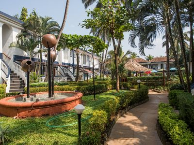 Modern Apartments In A Luxury Beachside Resort On The Candolim Beach