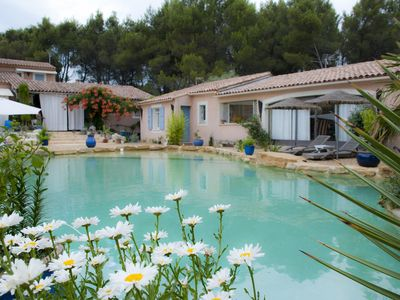 Photo for Guest Room Luxurious With Swimming Pool In Parc Of Luberon