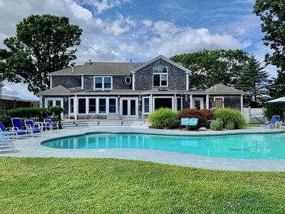 Photo for Amazing Location Close to Beaches and Town with Pool!