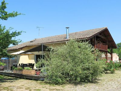 Photo for Vacation home La Molinie Bleue (HUT145) in Hourtin - 8 persons, 4 bedrooms