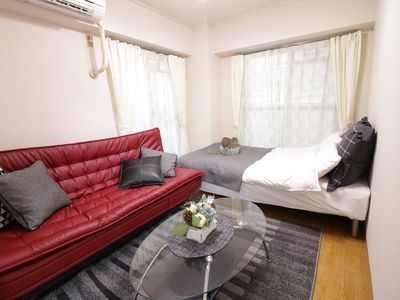 Photo for Osaka Shinsaibashi max 8people Free WiFi201 - Astyle house / Osaka Osaka