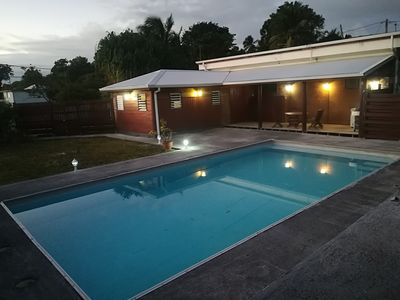 Photo for Cottage 5 persons with swimming pool, garden, private entrance