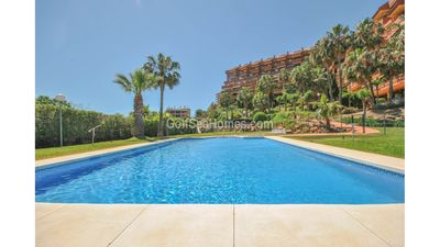 Photo for Beautiful apartment 5min walk from the sea with communal pool