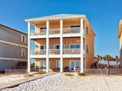 Photo for Horningsholm: 7 BR / 7 BA house in Orange Beach, Sleeps 21