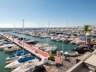 Photo for Chic 3 bedrooms apartment in Puerto Banus