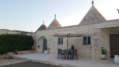 "Photo for Trulli Country House in ""Valle d'Itria"" Tipical construction"