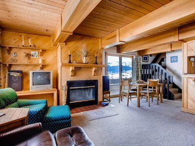 Photo for Spacious + Deluxe Mountain Retreat | Next to Silver Queen