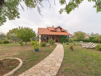 Photo for Quaint Holiday Home in Briševo with Garden