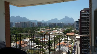 Photo for 2BR Apartment Vacation Rental in Barra da Tijuca, RJ