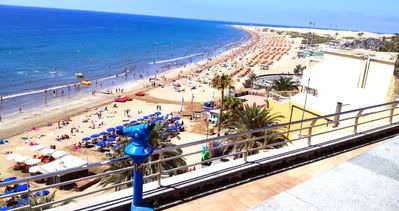 Photo for Maky: GREAT APARTMENT IN PLAYA DEL INGLÉS -GRAN CANARIA