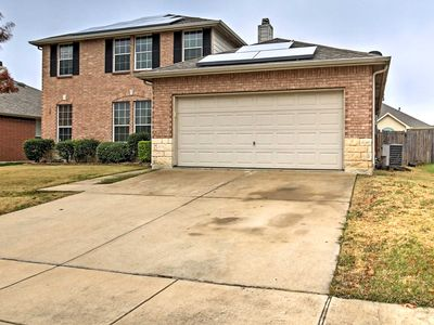 Photo for Quiet Arlington House w/Yard near Joe Pool Lake!