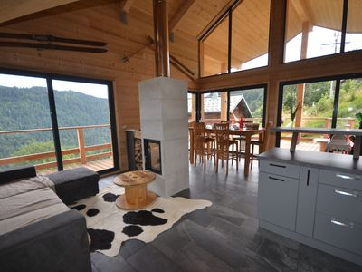 Photo for 2BR Chalet Vacation Rental in LES GETS