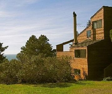 Photo for SEA RANCH CABIN, GREAT VIEWS  -  CHRISTMAS OPEN!