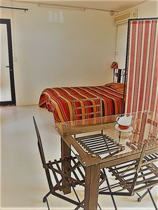 Photo for Cozy Beach Apartment 3 - Pereybere
