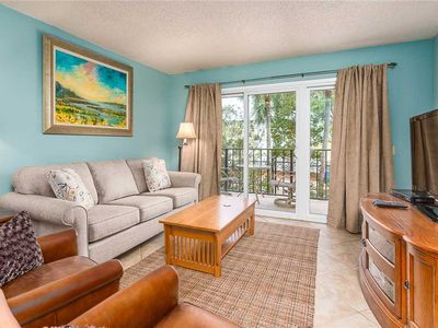 Photo for Oceanfront and Great Amenities! Pool, Beach Access, Fitness Center, and Tennis Courts
