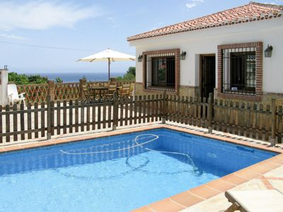 Photo for 5 bedroom Villa, sleeps 8 with Pool, FREE WiFi and Walk to Beach & Shops
