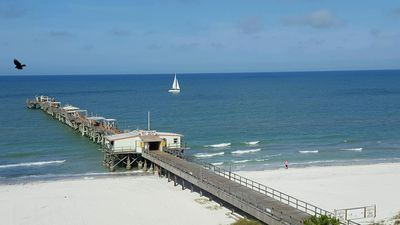 Photo for Stunning Beachfront Sunset Views!  3 Bedroom - 3 Bath