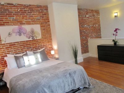 Photo for HUGE BI-LEVEL LOFT~RIGHT ACROSS FROM RITTENHOUSE SQUARE!