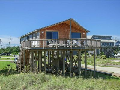 Photo for Trader Vic's  OCEANFRONT in Hatteras- PetFriendly