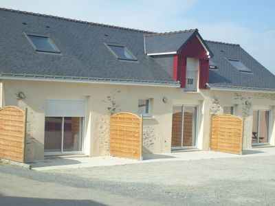 Photo for 1BR Apartment Vacation Rental in Férel, Bretagne