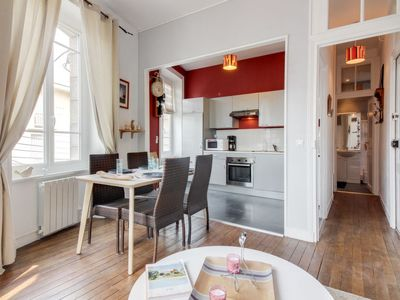 Photo for Apartment Edouard VII in Dinard - 4 persons, 1 bedrooms