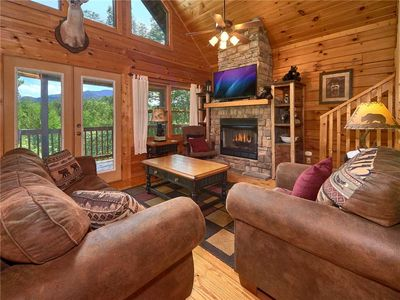 Photo for Dew South, 2 Bedrooms, Sleeps 8, Views, Arcade, Hot Tub, Pet Friendly