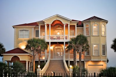 Many have called Knots Landing OIB the most beautiful home on Ocean Isle Beach.