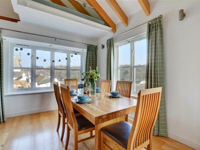Photo for Vacation home Bull Hill in Fowey - 4 persons, 2 bedrooms