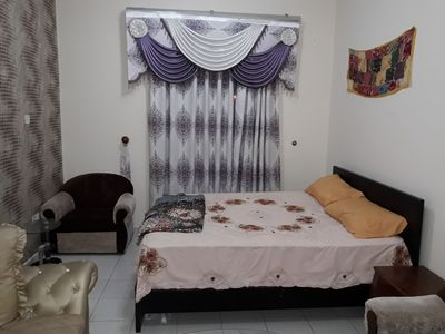 Photo for 2BR Apartment Vacation Rental in International City, Dubai