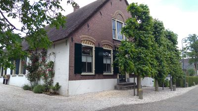 Photo for This B & B with independent apartment located in the polders of The Green Heart (6 p)