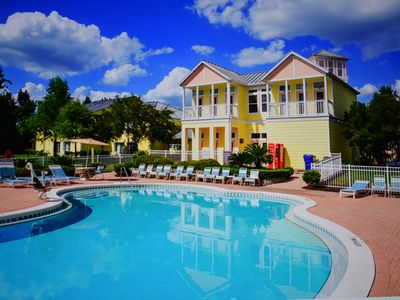 Photo for BAREFOOT RESORT Complimentary Shuttle to Disney Ask about daily deals / specials